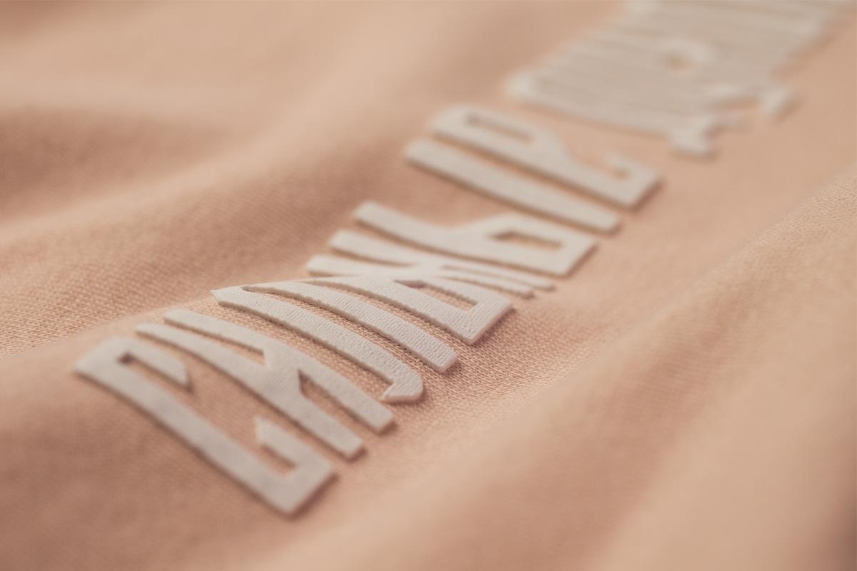 объемная печать на текстиле